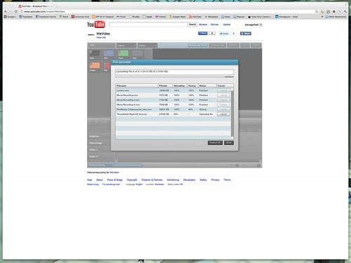 YouTube - WeVideo