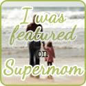 I was featured on Supermom