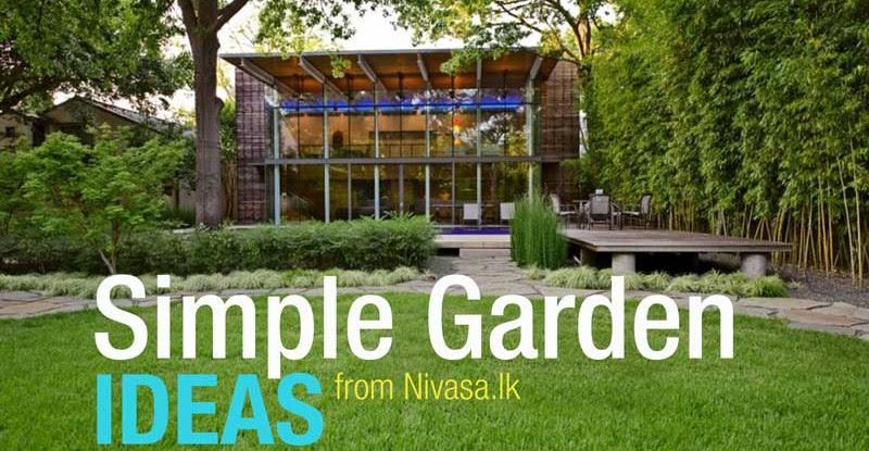 Garden Design In Sri Lanka