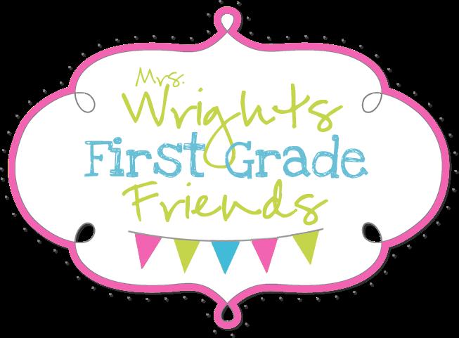 Mrs. Wright's First Grade Class