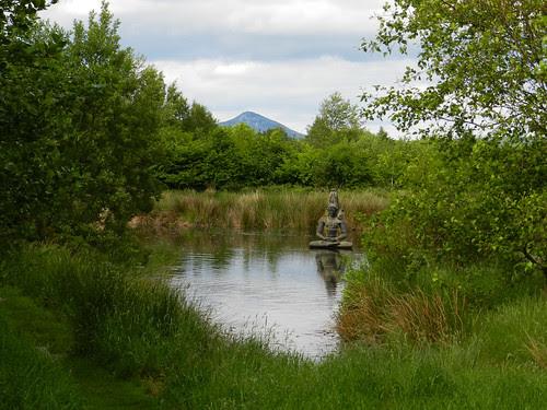 Victoria's Way - Indian Sculpture Park