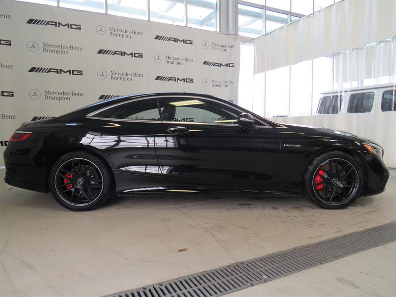 New 2020 Mercedes-Benz S-Class S63 AMG 4MATIC+ 2-Door Coupe in Brampton #20MB944 | Mercedes-Benz ...