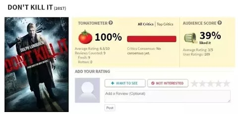 Films With 100 Rating On Rotten Tomatoes