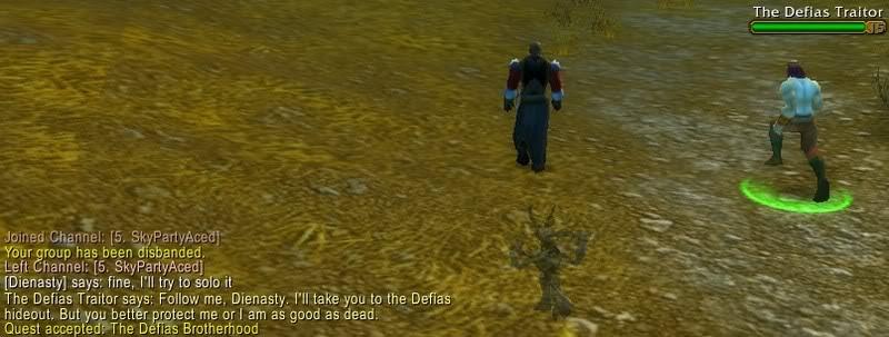 Warcraft: Solo