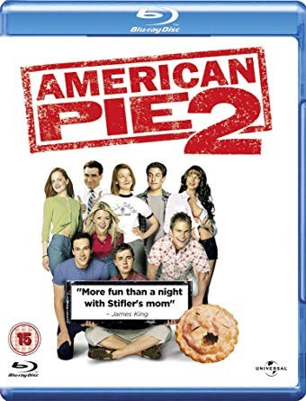American Pie 2 (2001) UNRATED Dual Audio Hindi 720p BluRay 950MB