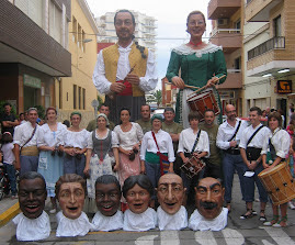 Colla de Gegants i Ball de Nans
