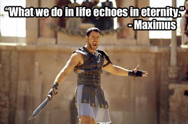 gladiator movie quotes Quotes