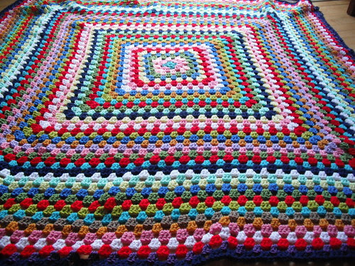 Giant granny crochet-along by anna_titi