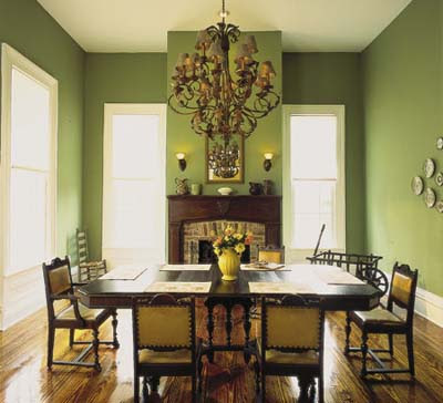 Bright and Cheery | Bright and Cheery Rooms Inspired by Fall ...