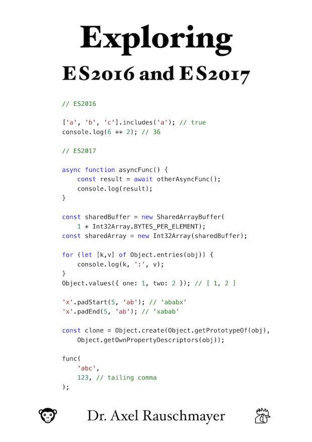 ES2016, ES2017, JavaScript