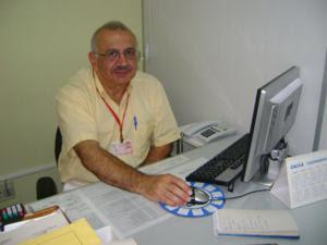 Dr. Luiz Antônio Sabbag alerta sobre o consumo excessivo de álcool no Réveillon.  (Foto: Mariana Bonora/G1)
