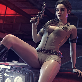 Claire Redfield Sexy Hot Photos/Pics | #1 (18+) Galleries
