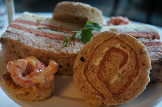 Review: Afternoon Tea At Hanbury Manor