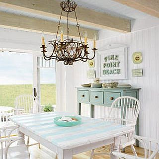 Ideas For Decorating A Shabby Chic Kitchen | Rustic Crafts & Chic ...