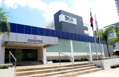 Nueva fachada DGA