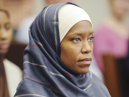 Regina King as Aliyah on 'Amercian Crime'