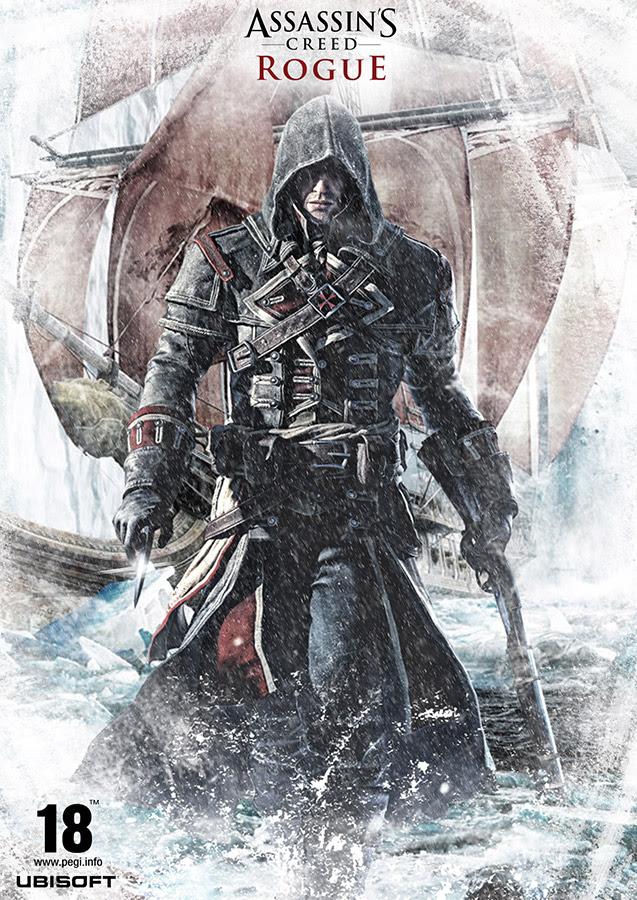 تحميل لعبة أساسنز كريد روغ Assassins Creed Rogue-CODEX كاملة ومجاناً
