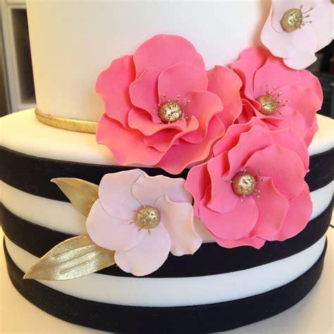Kate Spade Inspired Cake   crazy cakes   Kate spade cake