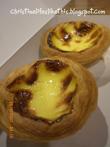 portugeese egg tarts