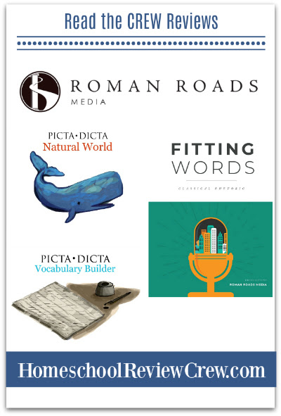 Classical Rhetoric and Picta Dicta {Roman Roads Media Reviews}