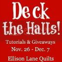 Deck the Halls with Ellison Lane Quilts
