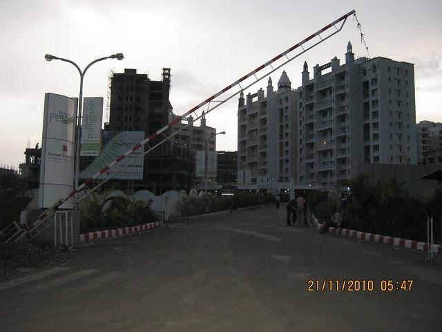 Sobha Ivory, 3 BHK Flats at NIBM-Kondhwa, Pune - Kumar properites' Plamgrowve
