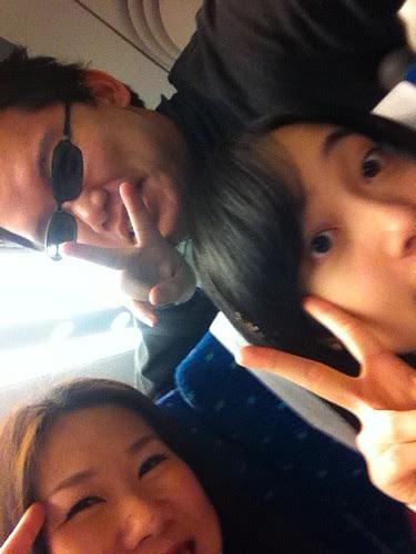 Me, Yuiko and Arisa