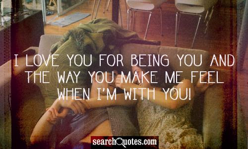 You Make Me Feel Special For Him Quotes Quotations Sayings 2019