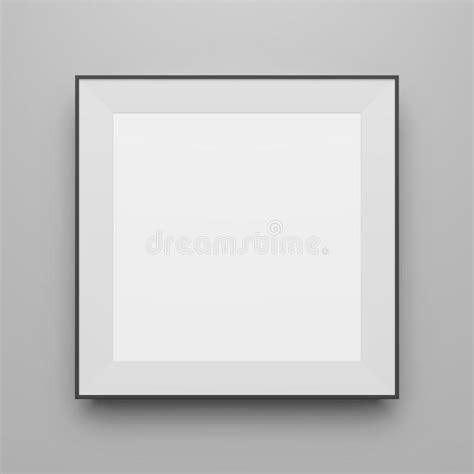 square black vector frame mockup  portfolio stock