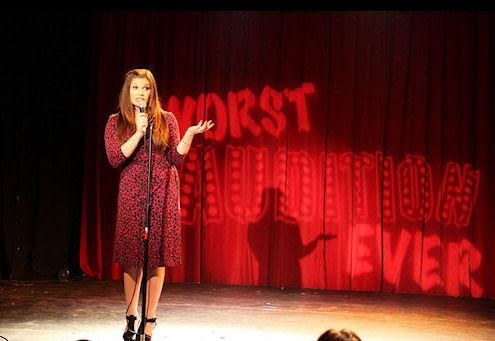 Worst Audition Ever - Danielle Fishel