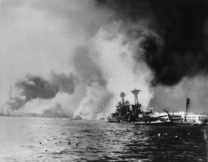 Pearl Harbor 70th anniversary