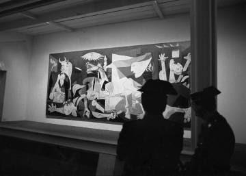 El 'Guernica' vuelve a gritar contra el horror