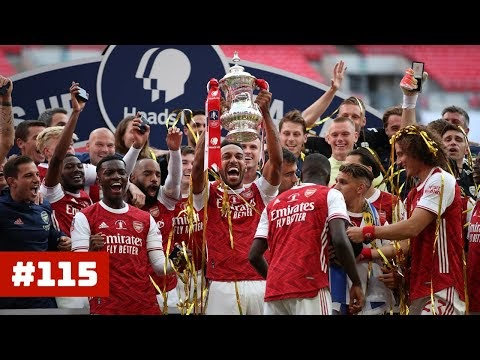 #115 - Os reis da FA Cup! Já são 14!