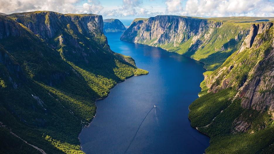 Newfoundland And Labrador 115888