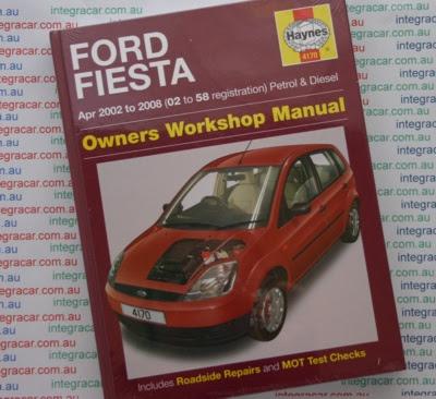 auto repair manual blog 2018