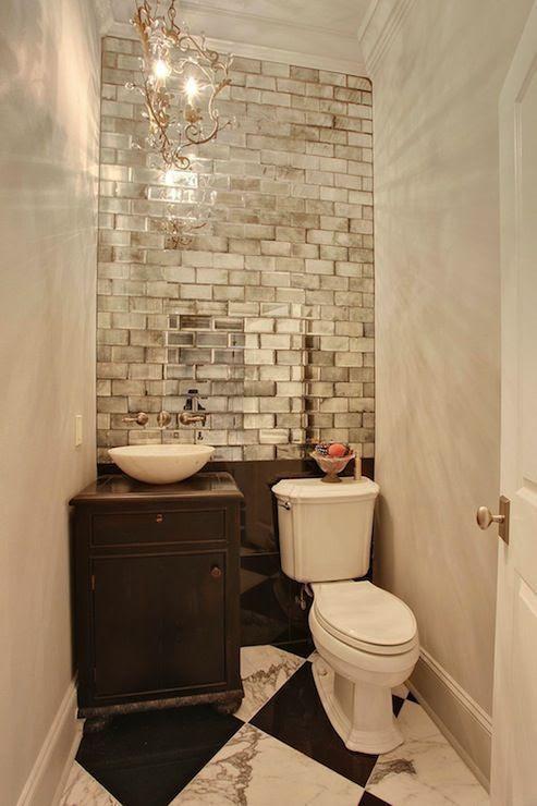 Guest Bathroom on Pinterest