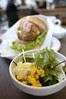 Salad, Chelsea Cafe, Shinjuku Mylord