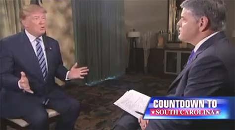 Trump on Hannity