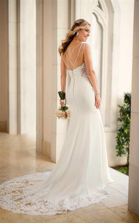 Designer Vintage Wedding Gown   Stella York Wedding Dresses