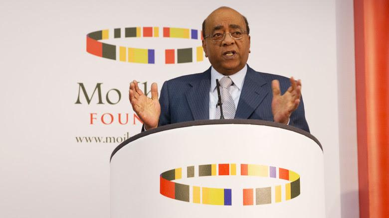 Mo Ibrahim Foundation Leadership Fellowship Program 2018
