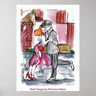 Stud Tango print
