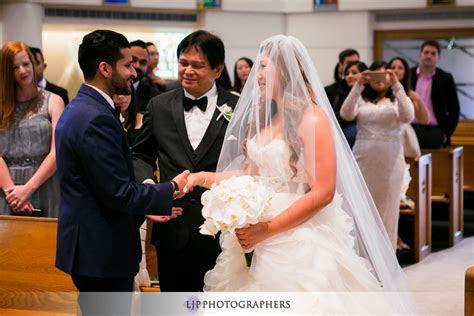 The Ritz Carlton Marina del Rey Pakistani Filipino Wedding
