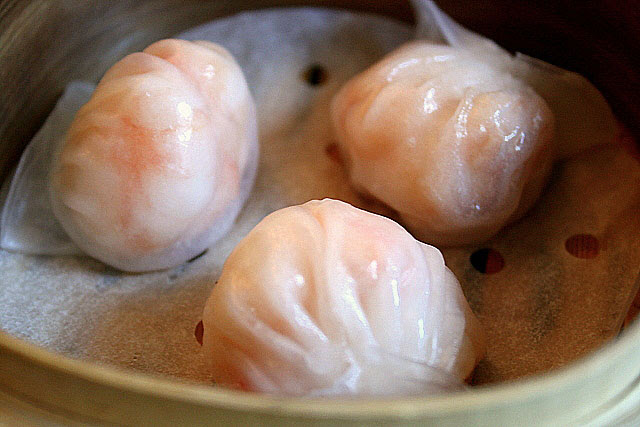 Har Gau or Shrimp Dumpling