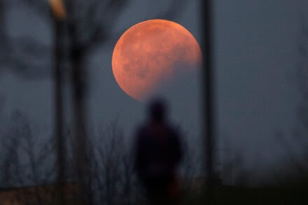 TREND ESSENCE:Watch a Lunar Eclipse, or at Least Try To