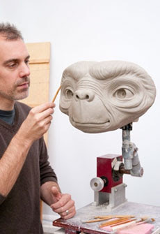 Madame Tussauds To Immortalize Steven Spielberg's E.T.