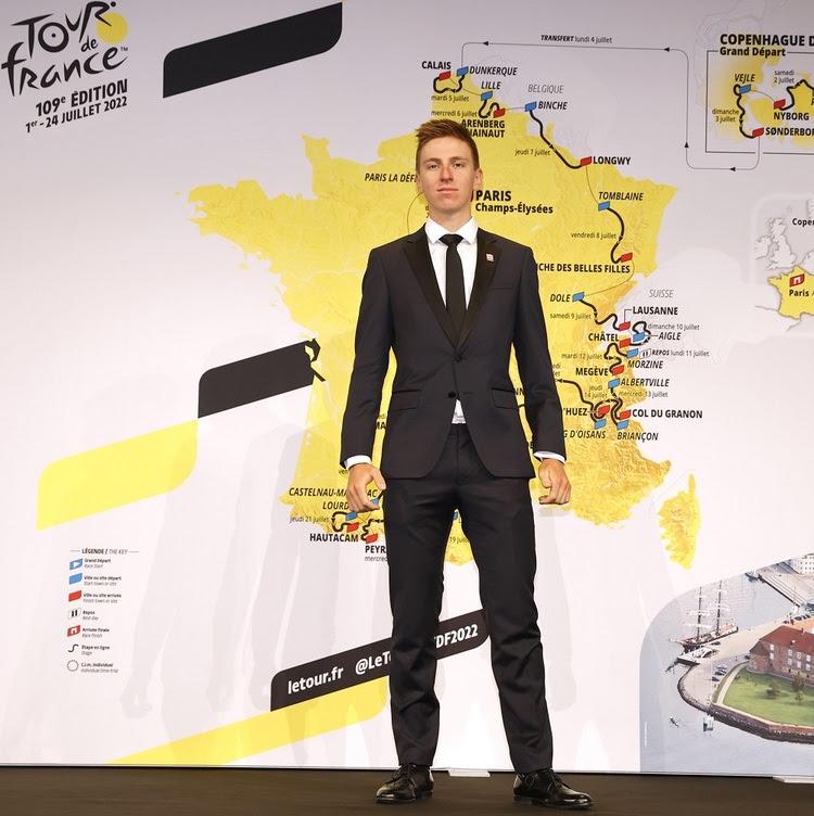 """Pogacar: """"Der Parcours passt gut zu mir""""   radsport-news.com"""