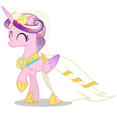 princess cadence in a dress   Google Search   MLP Special