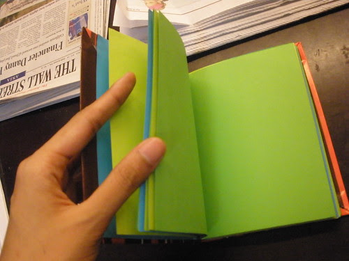 inside the journal