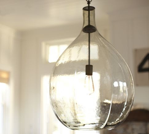 Clift Glass Pendant - contemporary - pendant lighting - - by ...