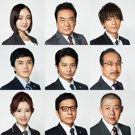 日劇《LEGAL V》追加演員